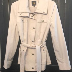 Banana Republic Collection Belted Rain Jacket
